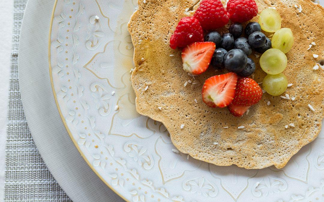 parsnip pancakes